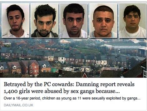 Rotherham Scandal